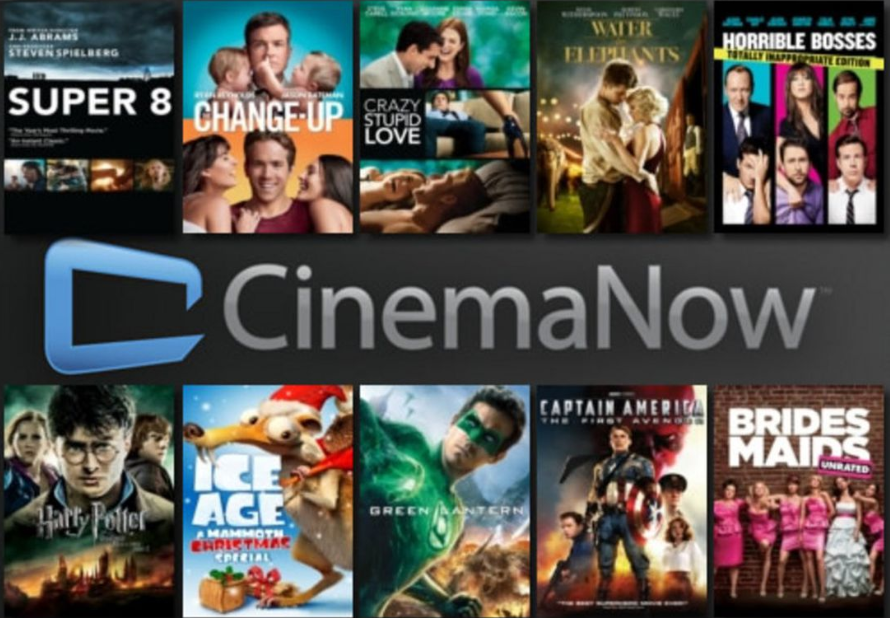 CinemaNow Android